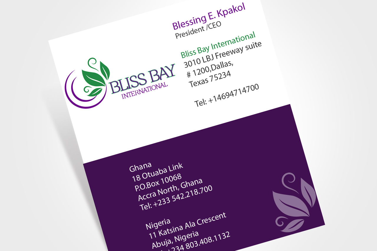 Business Card Design In Usa Images - Card Design And Card Template